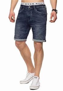 Herren Jeans Auf Rechnung : herren denim jeans shorts kurz stretch dehnbar hose elastisch slim fit joggjeans ebay ~ Themetempest.com Abrechnung