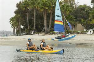 Hobie Mirage Inflatable Kayak