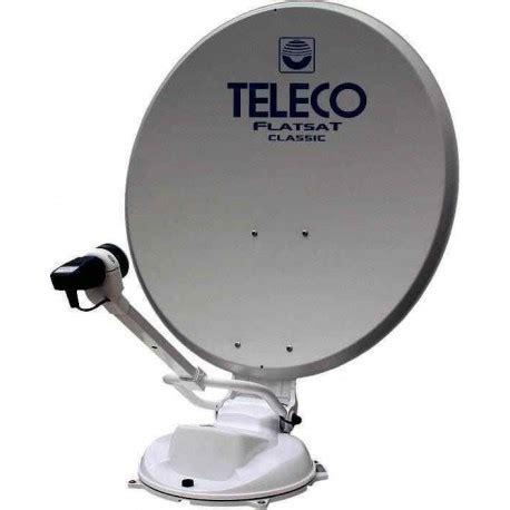 antenne teleco flatsat classic easy 65 avec d 233 modulateur tnt par satellite pour caravane et