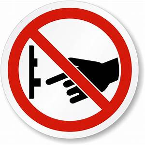 Do Not Turn Off Switch Symbol Label | ISO Prohibition, SKU ...