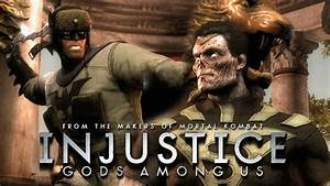Injustice: Gods Among Us - Batman Red Son vs Superman ...