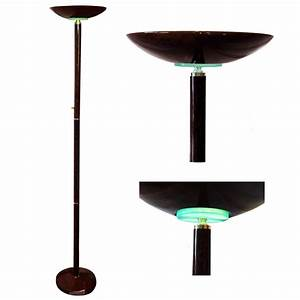 modern halogen floor lamp amazing quot halogen torchiere With poppin tiffany style floor lamp with tray table