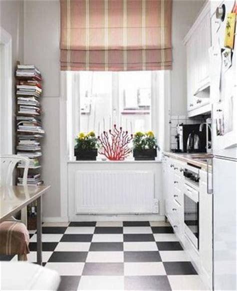 black white kitchen floors  brazen