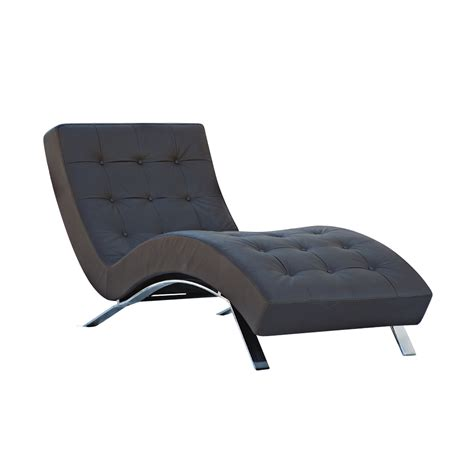 chaise a contemporary barcelona style chaise lounge ebay