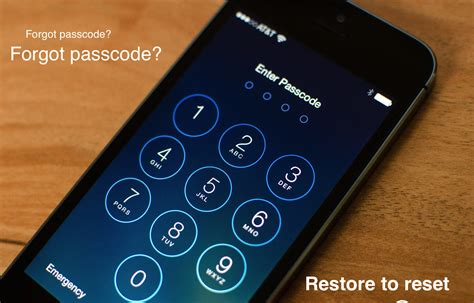 how to an iphone passcode forgot passcode restore to unlock iphone solution 187 macdrug
