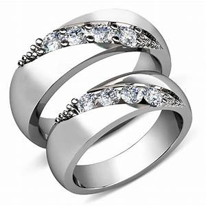 Cheap Wedding Rings Sets For Couple