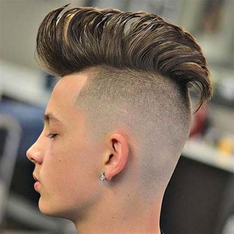 Names Of Boy Hairstyles by 23 Dapper Haircuts For S Hairstyles Haircuts 2017