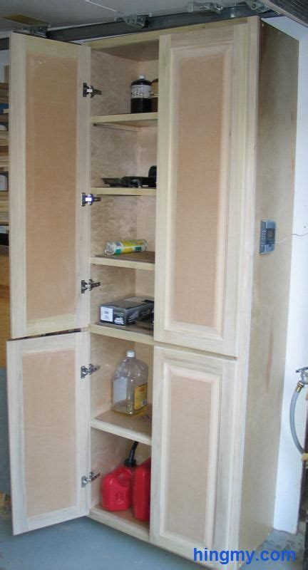 diy pantry cabinet how to build a length storage cabinet diy tips from