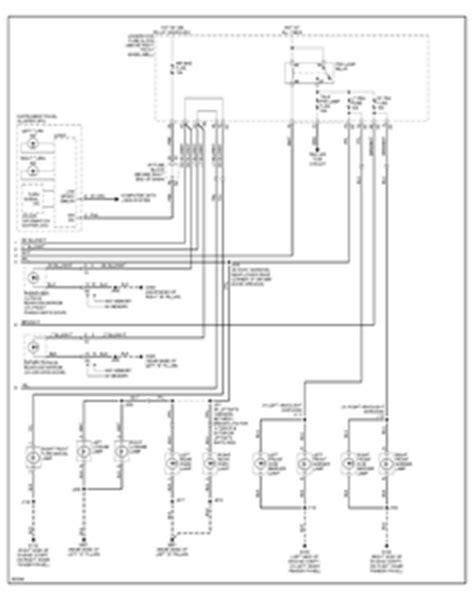 Hummer H3 Turn Signal Wiring Diagram by 2007 Hammer H3 Electrical Wiring Diagram Color Code