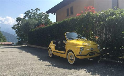 fiat  jolly spiaggina icon  review  test drive