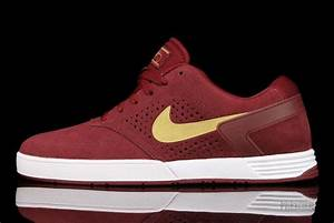 Nike SB P-Rod 6 'Team Red/Metallic Gold' | SneakerFiles
