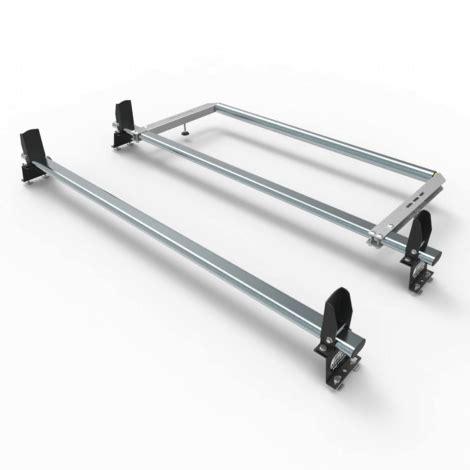 nissan primastar  bar roof rack load stops rear