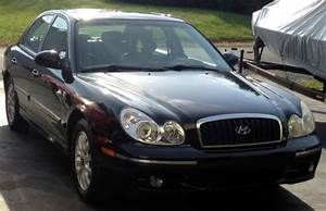 Sell Used 2003 Hyundai Sonata Gl Sedan 4