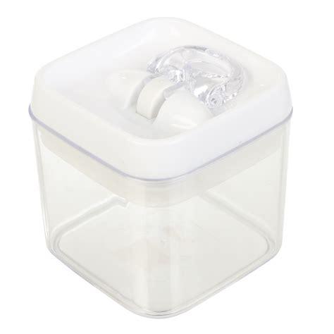 kitchen airtight storage containers wilko airtight seal cl lid kitchen storage container 4976