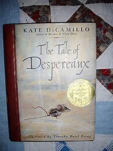 Book Review The Tale Of Despereaux By Kate Dicamillo