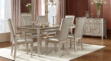 Belle Terra Champagne Pc Dining Room-dining Room Sets