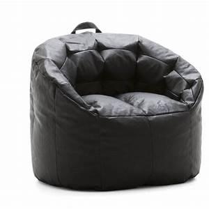 Comfort, Research, Big, Joe, Standard, Faux, Leather, Bean, Bag, Chair, U0026, Lounger, U0026, Reviews