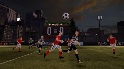 Football Vr Game Vrfc Gets Ai Bots And More In Major Update  Vr The Gamers