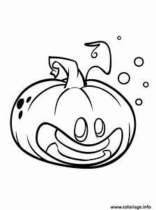 Citrouille Halloween Dessin : coloriage citrouille halloween 10 dessin ~ Melissatoandfro.com Idées de Décoration