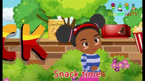 snack time song for preschoolers and 805   maxresdefault