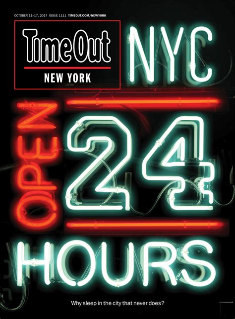 24hour Nyc Latenight Bars, Restaurants, Gyms And More
