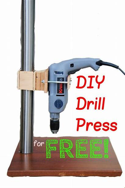 Drill Press Woodworking Build Own Tools Plans