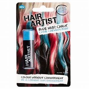 Hair Artist Temporary Dye Draw In Wash Out Hair Chalk
