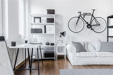 white touch up paint minimalist decor on a budget