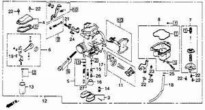 Keihin Carburetor Parts Diagram