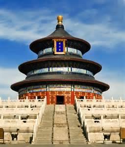 Temple Heaven Beijing China