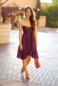 what color shoes to wear with purple dress for bridesmaids With what color shoes to wear with black dress to wedding