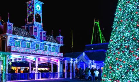 holiday lights and movie sites holiday lights lake compounce