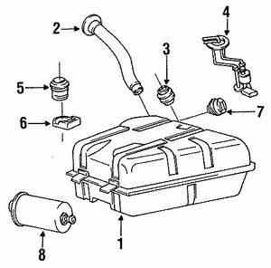 Volkswagen Fox Safety Valve Retainer Ring  Fuel
