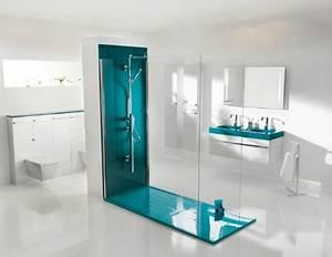 La salle de bain du futur en images techniques de l for Salle de bain design avec décoration mariage antillais