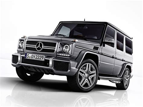 Mercedes-benz G-class Amg Photos