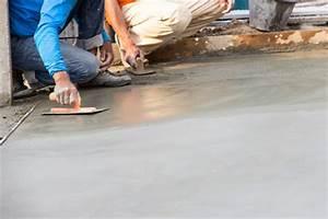 prix pour couler une dalle en beton exterieur With prix dalle beton exterieur