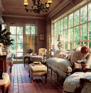 Images Country Sunrooms by A Walk In The Countryside Flair With Charles Faudree