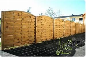 Cloture Jardin Bois : cloture jardin homeandgarden ~ Premium-room.com Idées de Décoration