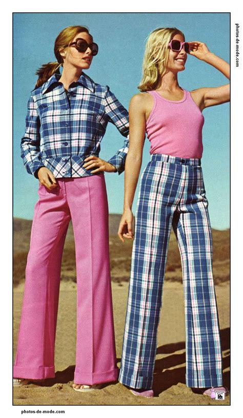 Vetement Annee 70 201 Pingl 233 Par Manola Sourideth Sur 1960 1970 Mode En 2019 Retro Mode Mode Et Photo De Mode