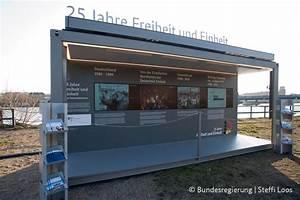 Container Mit Glasfront : deutschlandreise 25 jahre freiheit und einheit ~ Indierocktalk.com Haus und Dekorationen