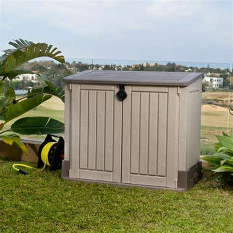 keter woodland storage shed 30 pin by bea martin on lawnmower storage