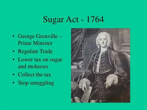 Sugar Act Long Tail Keywords