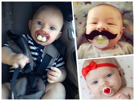 Chupones para bebe originales FOTOS ActitudFem