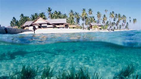 istimewanya wisata bahari wakatobi  berstatus