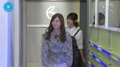 【smastation】白石麻衣、西野七瀬、秋元真夏、松村沙友理、高山