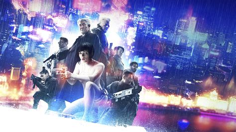 2017 Anime Wallpaper - ghost in the shell 2017 wallpapers pictures images