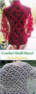 Halloween Crochet Skull Ideas Free Patterns Instructions