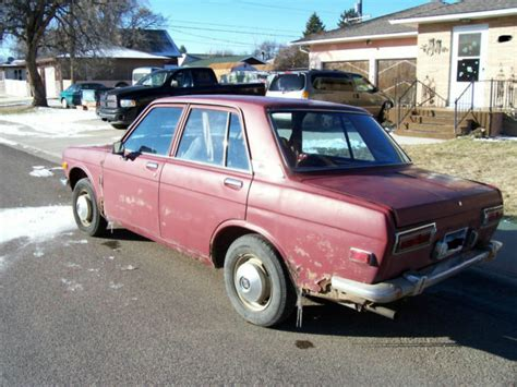 Datsun 510 Bluebird For Sale by 1971 Datsun 510 Bluebird 4 Door Classic Datsun Other