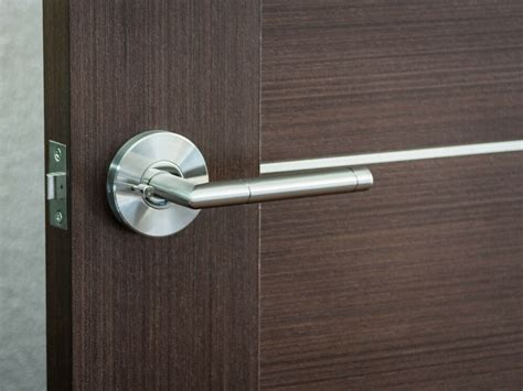 Jupiter Modern Door Lever Door Handle Privacy/passage