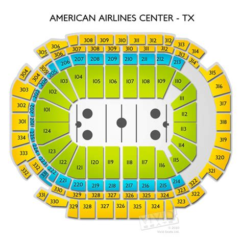 American Airlines Center  Tx Tickets  American Airlines